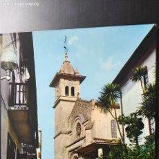 Postales: POSTAL DE MUNGUIA. VIZCAYA. CALLE DE SAN PEDRO. SIN CIRCULAR.. Lote 124685651