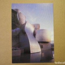 Postales: GUGGENHEIM MUSEO BILBAO. NUEVA.. Lote 125229699