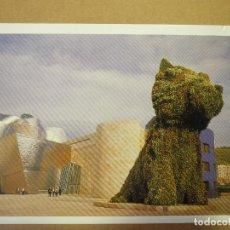 Postales: GUGGENHEIM MUSEO BILBAO. NUEVA.. Lote 125229747