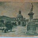 Postales: ANTIGUA POSTAL DE LOYOLA, AZPEITIA (GUIPUZCOA) SAN IGNACIO Y SANTUARIO. Lote 126477691