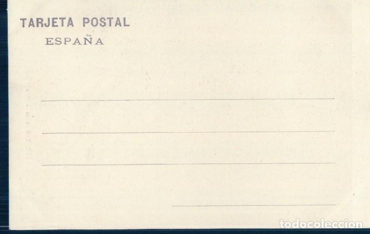 Postales: POSTAL FUENTERRABIA - CALLE MAYOR - TIBURCIO BERROTARAN - SIN DIVIDIR - Foto 2 - 127147303