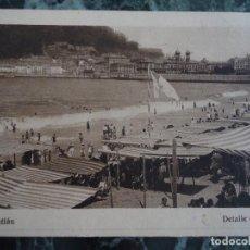 Postales: POSTAL DE SAN SEBASTIAN DONOSTIA. EDITORIAL M. ARRIBAS. Lote 127241163