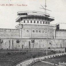 Postales: 1925-30CA POSTAL SIN CIRCULAR CASA BARCO ALGORTA VIZCAYA (CASTAÑEIRA Y ÁLVAREZ). Lote 128055583