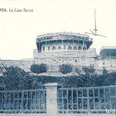 Postales: 1925 POSTAL CIRCULADA CASA BARCO ALGORTA VIZCAYA (EDICIONES ALTABELLA). Lote 128055679
