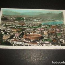 Postales: SAN SEBASTIAN VISTA DESDE EL MONTE ULIA. Lote 128731599