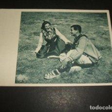 Postales: PAIS VASCO TIPOS VASCOS. Lote 128737251