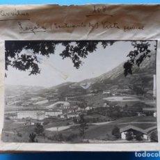 Postales: 49 CLICHES ORIGINALES - LOYOLA, GUIPUZCOA - NEGATIVOS EN CELULOIDE - EDICIONES ARRIBAS. Lote 128908071