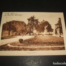 Postales: BILBAO PLAZA ELIPTICA. Lote 128932495