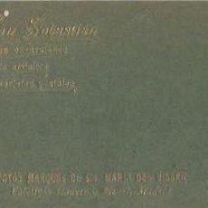 Postales: SAN SEBASTIAN - CARPETA CON 20 POSTALES - FOTO MARQUES DE STA MARIA DEL VILLAR. Lote 129354299