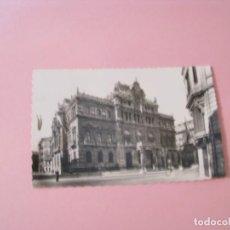 Postales: POSTAL DE BILBAO. PALACIO DE LA DIPUTACIÓN PROVINCIAL. ED. GARCIA GARRABELLA. CIRCULADA. 1960.. Lote 130722984