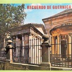 Postales: GUERNICA (VIZCAYA). 7827 CASA DE JUNTAS. SANCAYETANO. NUEVA. COLOR. Lote 131357793