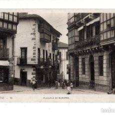 Postales: LEQUEITIO.- PLAZUELA DE GAMARRA. Lote 132036526