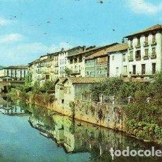 Postales: AZPEITIA - 6 VISTA PARCIAL Y RÍO UROLA. Lote 132179174