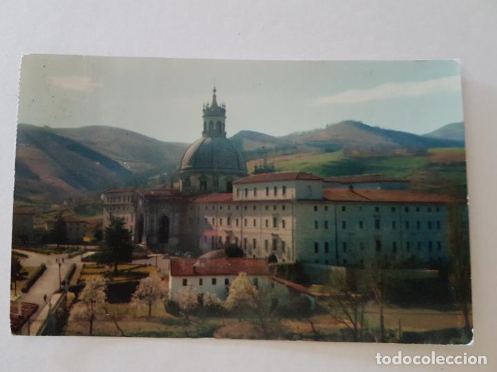 SANTUARIO DE LOYOLA GUIPUZCOA VISTA PARCIAL (Postales - España - Pais Vasco Antigua (hasta 1939))
