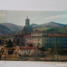 Postales: SANTUARIO DE LOYOLA GUIPUZCOA VISTA PARCIAL. Lote 132182970