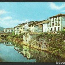 Postales: AZPEITIA - VISTA PARCIAL Y RÍO UROLA - P30001. Lote 132331794