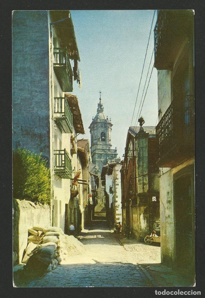 HONDARRIBIA / FUENTERRABIA - CALLE DE LAS TIENDAS - P30001 (Postales - España - País Vasco Moderna (desde 1940))