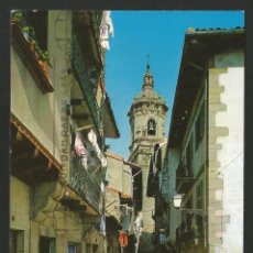Postales: HONDARRIBIA / FUENTERRABIA - CALLE DE LAS TIENDAS - P30001. Lote 132334050