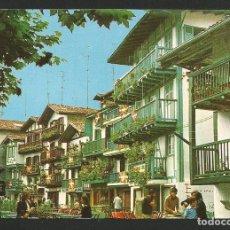 Postales: HONDARRIBIA / FUENTERRABIA - CALLE DE SAN PEDRO - P30001. Lote 132334082