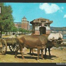 Postales: HONDARRIBIA / FUENTERRABIA - PUNTAL DE ESPAÑA - P30001. Lote 132334254