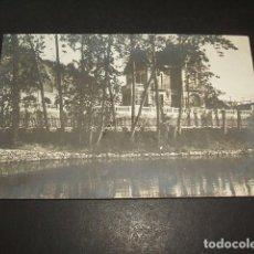 Postales: SAN SEBASTIAN POSTAL FOTOGRAFICA 1910 CHALET ESCRITA A LA VIZCONDESA DE BARRES. Lote 132459410