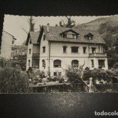 Postales: DEVA GUIPUZCOA ALBERGUE DE EDUCACION Y DESCANSO. Lote 132596670