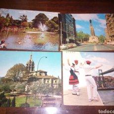Postales: POSTALES DE BILBAO. Lote 132610747