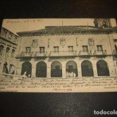 Postales: VERGARA GUIPUZCOA CASA CONSISTORIAL. Lote 132730022