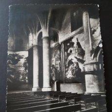 Postales: SAN SEBASTIAN MUSEO MUNICIPAL . Lote 132738326