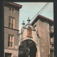 Postales: MONDRAGON - EL PORTALÓN DE LA VIRGEN BLANCA - P26650. Lote 133266030