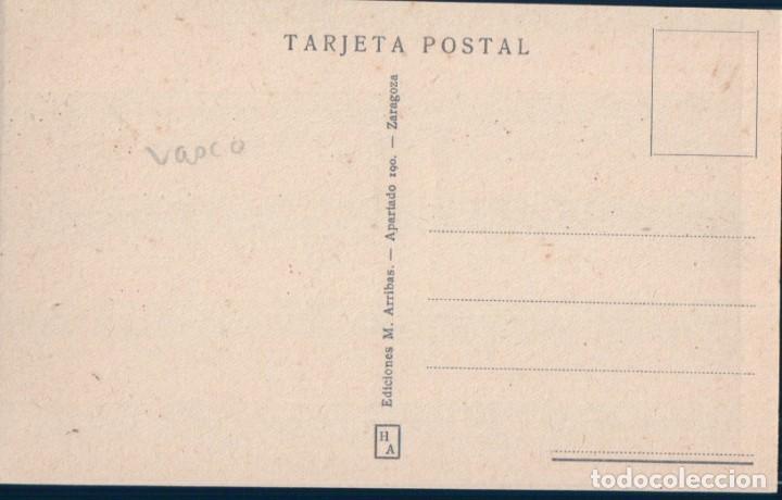 Postales: POSTAL SAN SEBASTIAN - PUENTE DE SANTA CATALINA - ARRIBAS - Foto 2 - 133286478