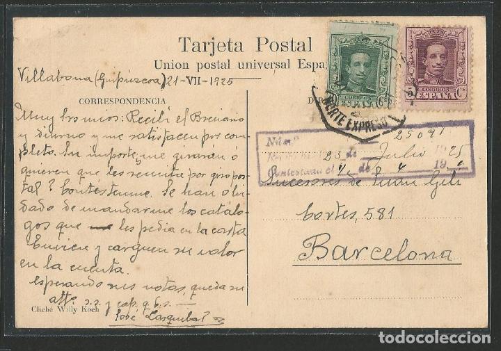 Postales: GRANJA MODELO FRAISORO - GIPUZKOA - ESCUELA DE AGRICULTURA Y LECHERÍA - 26759 - Foto 2 - 133773090
