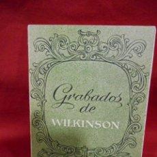 Postales: LOTE DE 12 POSTALES DE GUIPUZCOA - GRABADOS DE WILKINSON - AÑO 1975 - CAM -. Lote 134785138