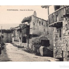 Postales: FUENTERRABIA (GUIPUZCOA).- PASEO DE LAS MURALLAS. Lote 135602610