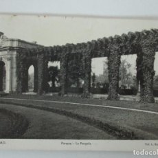 Postales: POSTAL - PARQUE, LA PERGOLA - BILBAO - FOTO L. ROISIN. Lote 135746706