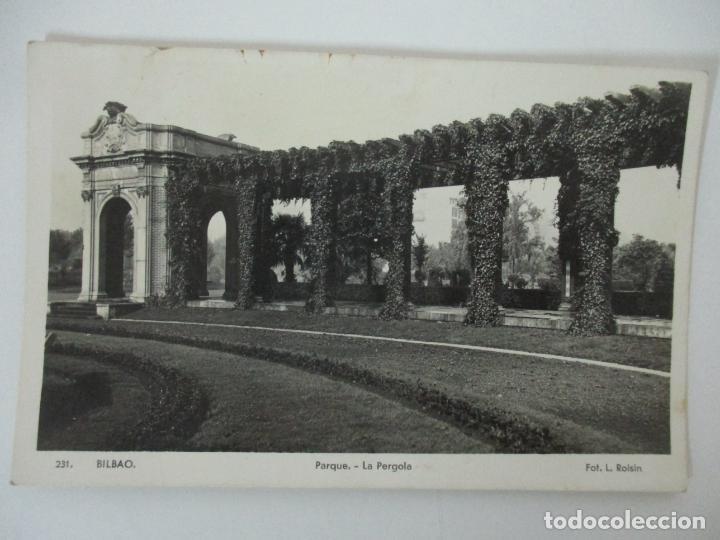 Postales: Postal - Parque, La Pergola - Bilbao - Foto L. Roisin - Foto 4 - 135746706