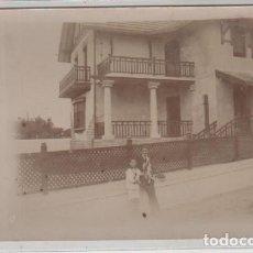 Postkarten - Postal fotográfica Neguri Bilbao. Julio de 1916. Sin circular. No figura fotógrafo. Escrita. - 135793582