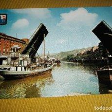 Postales: TARJETA POSTAL, BILBAO VIZCAYA AÑOS 70, VER DESCRIPCION Y FOTOS. Lote 136146146
