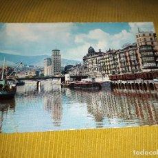 Postales: TARJETA POSTAL, BILBAO VIZCAYA AÑOS 70, VER DESCRIPCION Y FOTOS. Lote 136146262