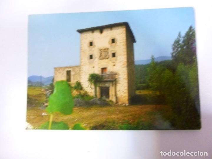 Postales: Las torres de Álava Lote de 12 postales Diputación Foral de Álava año 1982 - Foto 3 - 138689858