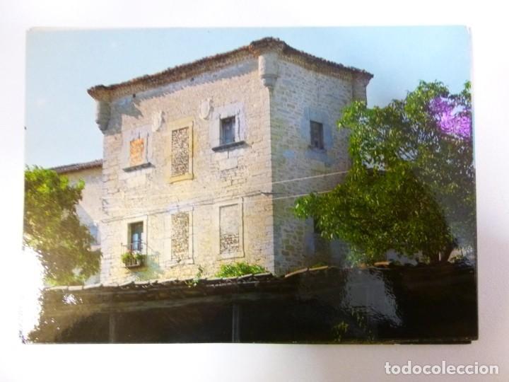 Postales: Las torres de Álava Lote de 12 postales Diputación Foral de Álava año 1982 - Foto 5 - 138689858