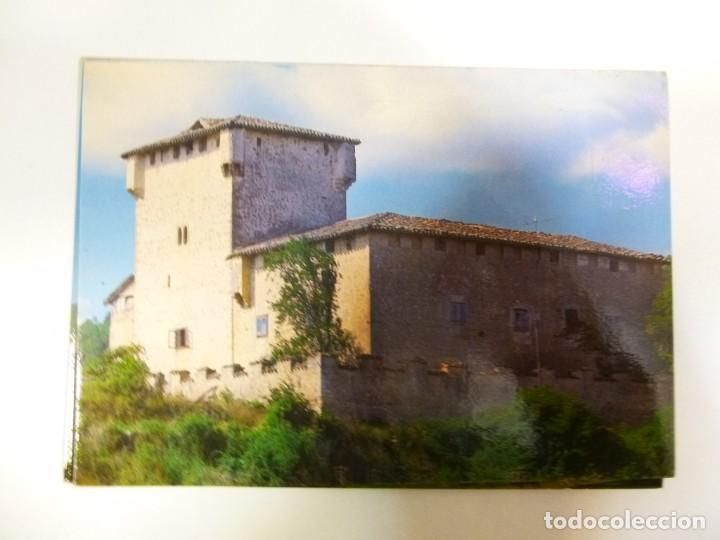 Postales: Las torres de Álava Lote de 12 postales Diputación Foral de Álava año 1982 - Foto 6 - 138689858