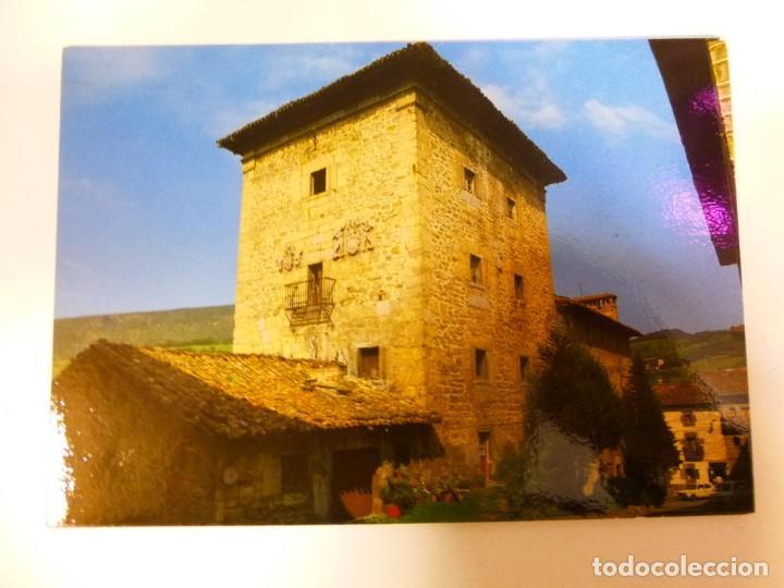 Postales: Las torres de Álava Lote de 12 postales Diputación Foral de Álava año 1982 - Foto 7 - 138689858