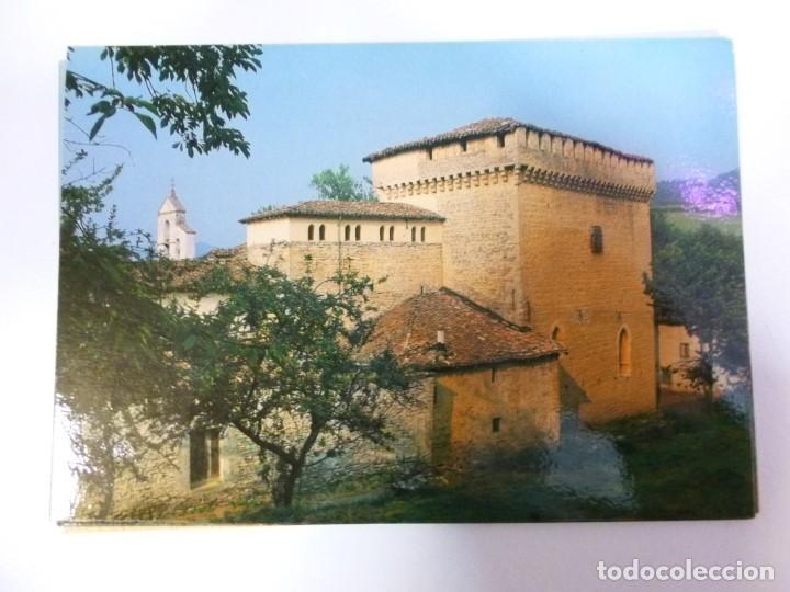 Postales: Las torres de Álava Lote de 12 postales Diputación Foral de Álava año 1982 - Foto 8 - 138689858
