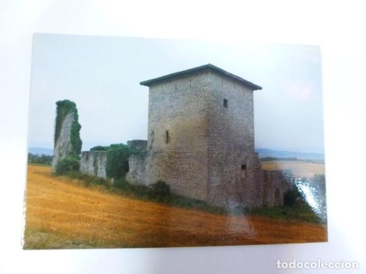 Postales: Las torres de Álava Lote de 12 postales Diputación Foral de Álava año 1982 - Foto 9 - 138689858