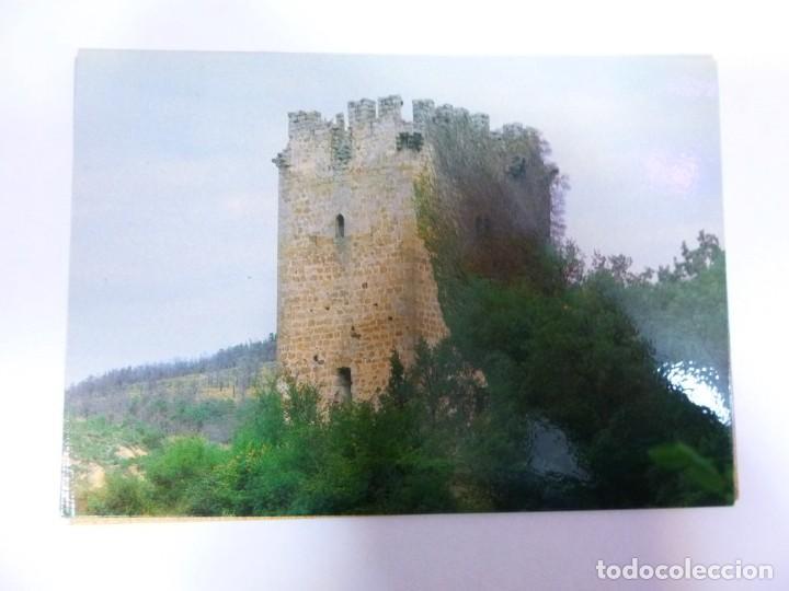 Postales: Las torres de Álava Lote de 12 postales Diputación Foral de Álava año 1982 - Foto 10 - 138689858