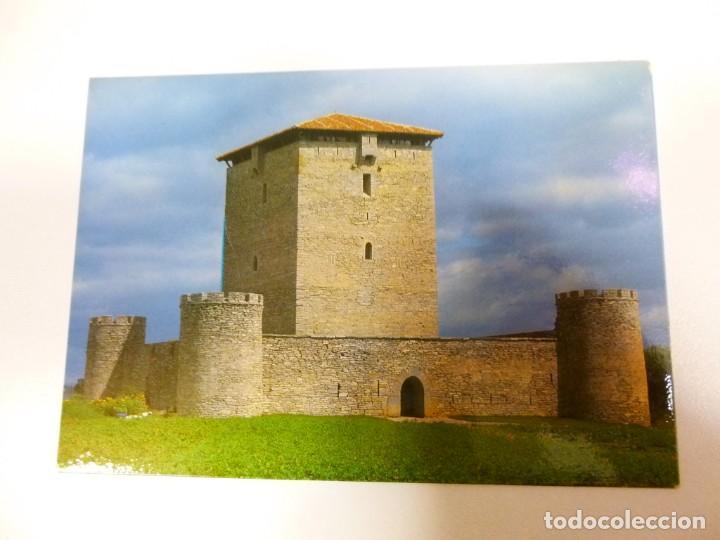 Postales: Las torres de Álava Lote de 12 postales Diputación Foral de Álava año 1982 - Foto 12 - 138689858