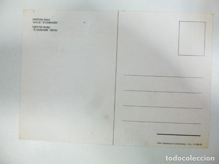 Postales: Las torres de Álava Lote de 12 postales Diputación Foral de Álava año 1982 - Foto 15 - 138689858