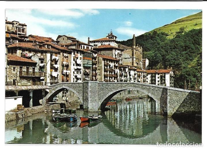 ONDARROA Nº 5426 VISTA PARCIAL .- EDICION BEASCOA / EXCLUSIVA SAN CAYETANO (Postales - España - País Vasco Moderna (desde 1940))