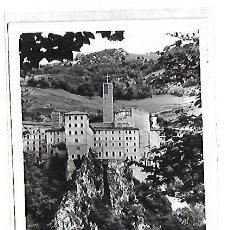 Postales: TARJETA POSTAL GUIPUZCOA - SANTUARIO DE ARANZAZU. VISTA PARCIAL. FOTO D.G.N. Lote 139156038